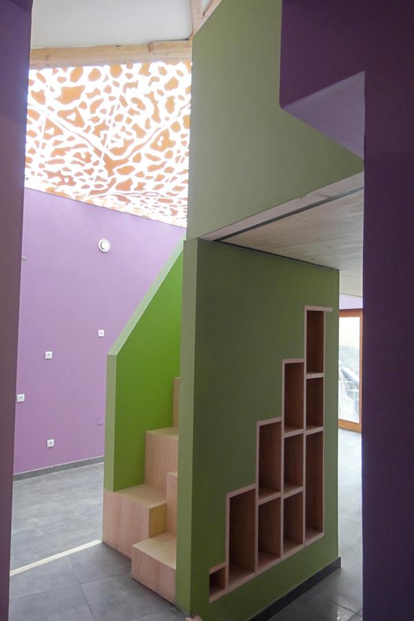 pv112 maison duong 2 lyon th architecture urbanisme philippe villien. Black Bedroom Furniture Sets. Home Design Ideas
